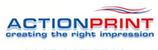 action print logo